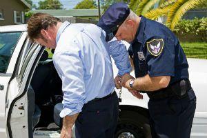 Driving Arrest